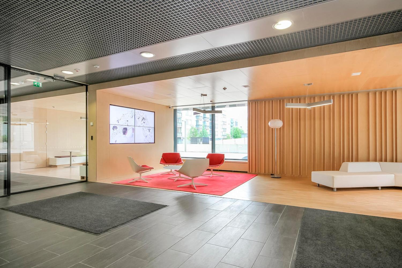 Toimitilat Espoo | sisäkuva | aula